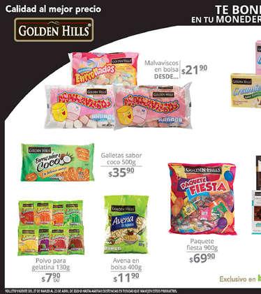 Calidad al mejor precio, Golden hills Bajo- Page 1