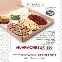 Huarache box