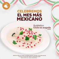 Celebremos el mes más mexicano