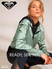 Ready, set, Roxy