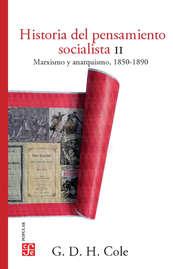 Historia del pensamiento socialista II