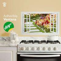Adherible Ventana Betterware