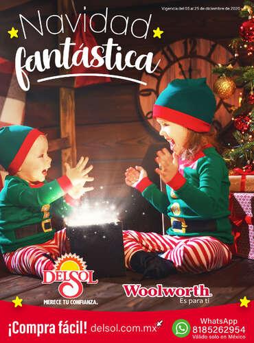 Navidad Fantástica - CDMX- Page 1