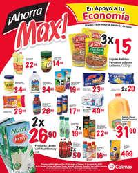 Ahorra Max Alimentos