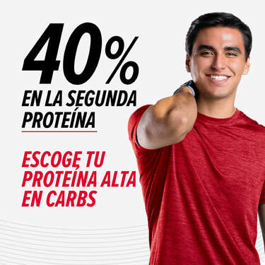 40% en la segunda proteína- Page 1