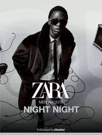Zara Men Night