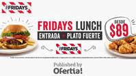 Fridays Lunch