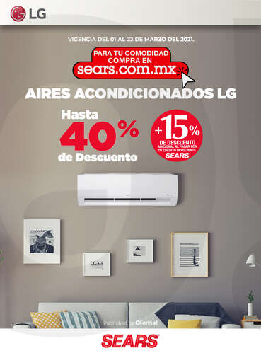 Aires acondicionados LG- Page 1
