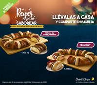 Reyes para saborear