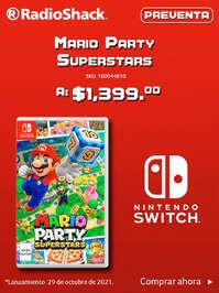 Preventa Mario Party