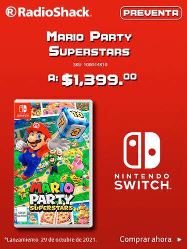 Preventa Mario Party- Page 1