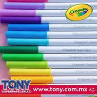 Ilumina tu semana con Crayola