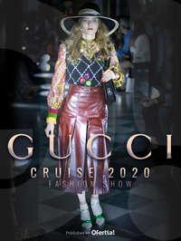 Cruise 2020 Fashion Show