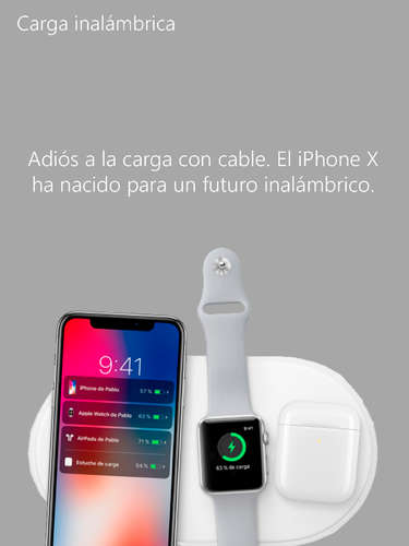 iPhone X- Page 1