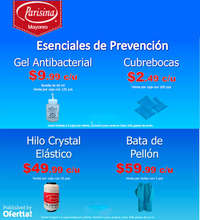Esenciales de prevención
