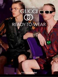 675bb3f78 Catálogos de ofertas Gucci - Folletos de Gucci - Ofertia