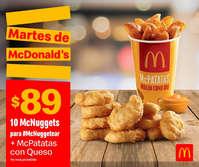 Martes de McDonalds
