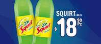 Precio especial Squirt