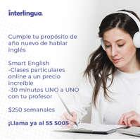 ¡Aprende inglés!