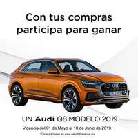 Gana un Audi con Saks