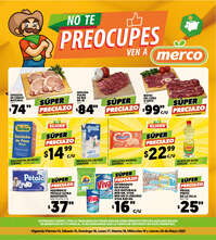 No te preocupes ven a Merco - Carb