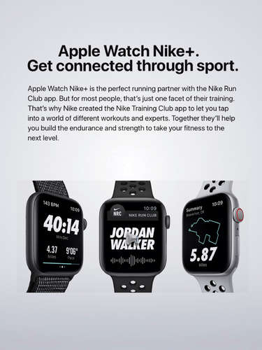 Apple Watch Nike+- Page 1