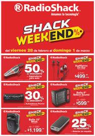 Shack Weekend