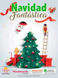Navidad Fantástica Invierno CDMX