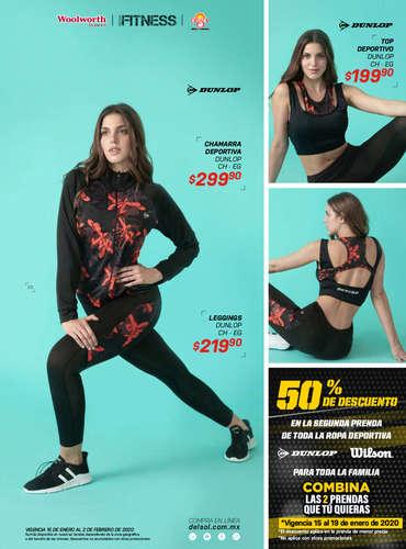 Moda Fitness Navidad- Page 1
