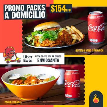 Promo Packs a Domicilio- Page 1