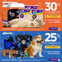 Descuentos en productos para mascotas
