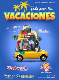 Todo para tus vacaciones Variedades