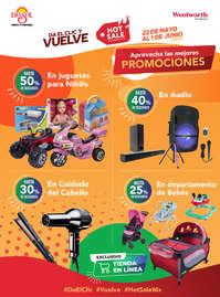 Hot sale aprovecha las mejores promociones - CDMX