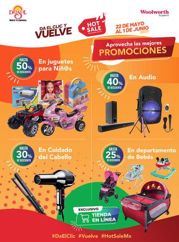 Hot sale aprovecha las mejores promociones - CDMX- Page 1