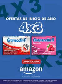 Ofertas de inicio de año Amazon