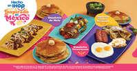 Desayunos con inspiración mexicana