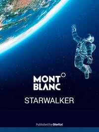 Mont Blanc satrwalker