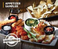 Appetizer Sampler