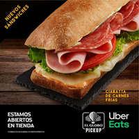 Nuevos sándwiches