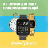 Actualiza tu reloj por un Smartwatch