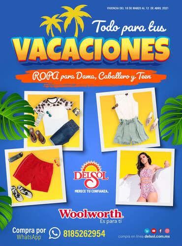 Todo para tus vacaciones Adultos- Page 1