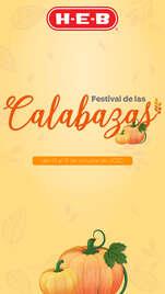 FESTIVAL DE LAS CALABAZAS