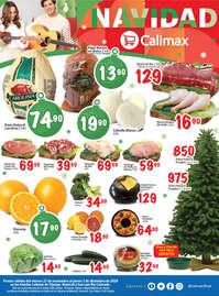 Navidad Calimax