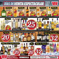 Días de venta espectacular - Hermosillo