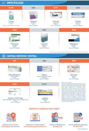 Folleto Mensual- Page 1
