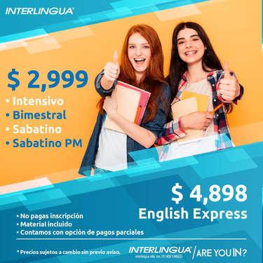 English Express- Page 1