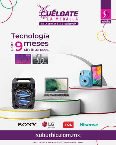 Cuélgate la medalla con los mejores aparatos de tecnología- Page 1