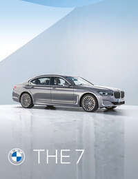 BMW 750Li xDrive Protection 2021