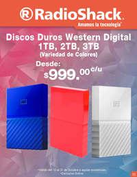 Discos Duros WD