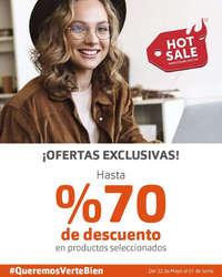 Hot Sale - Hasta 70% de descuento